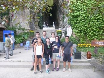 Abseiling Group - Vietnam