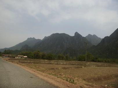 Mountains of Vang Vieng - Laos