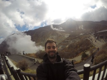 Hakone Selfie, Japan